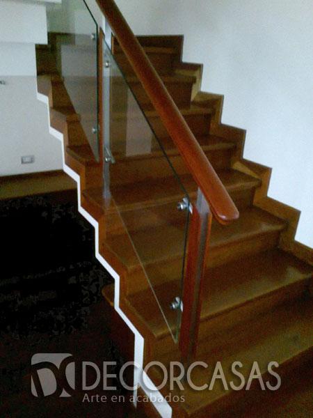 Escaleras Escaleras De Madera Peru Escaleras Revestidas Peru - Escaleras-de-cristal-y-madera