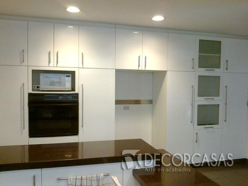 Muebles de cocina en melamina per muebles de melamine for Muebles de cocina para microondas