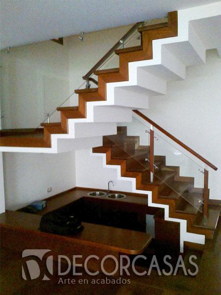 Escaleras De Madera Per Escaleras Revestidas Y Enchapadas