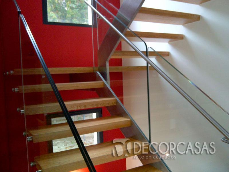 Escaleras de madera per escaleras revestidas y enchapadas for Escalera de madera 5 pasos