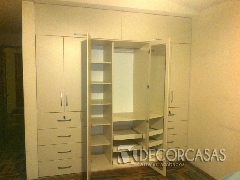 Muebles De Dormitorio En Melamina Closets De Melamine