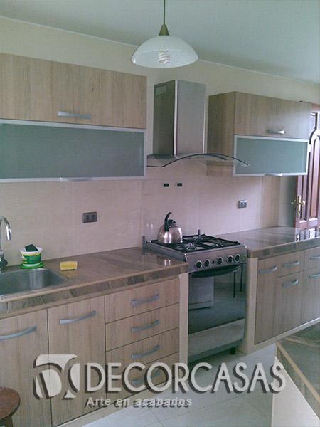 Muebles de cocina en melamina Perú 4238c7980e1b